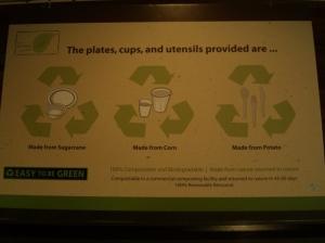 Nashville Zoo's eco-friendly dining options (photo by Aaron Dalton)