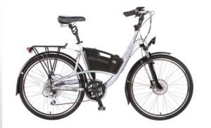 OHM Urban XU500 electric bicycle