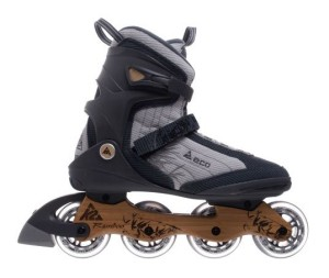 K2 Etu men's Eco Skate made with bamboo and recycled PET