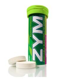 ZYM Endurance formula electrolyte drink tabs (photo via ZYM website)