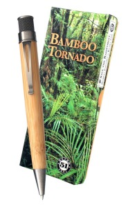 Bamboo Tornado™ pen by Retro 51