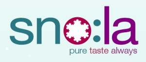 SNO:LA organic frozen yogurt - available in California and Japan