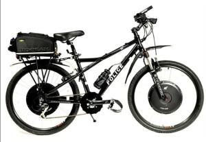 1 Green Product: E+ Electric Bikes - Elite Mountain Bike