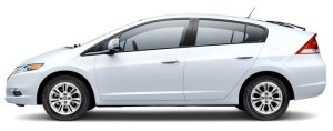 2010 Honda Insight (photo via Honda website)