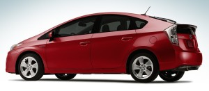 The 3rd Generation Toyota Prius - Greenest car on the road